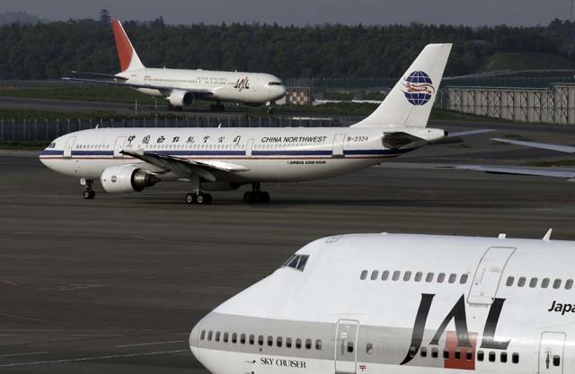 planetさんが、成田国際空港で撮影した中国西北航空 A300B4-605Rの航空フォト(飛行機 写真・画像)
