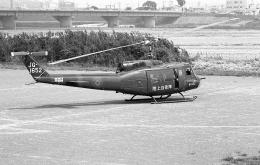 masahiさんが、静岡市安倍川河川敷で撮影した陸上自衛隊 UH-1Hの航空フォト(飛行機 写真・画像)