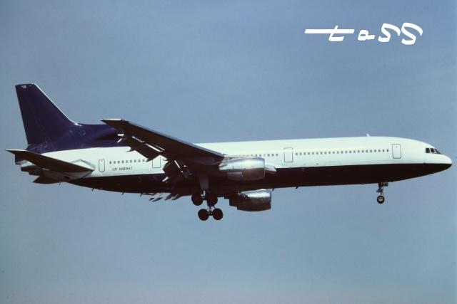 tassさんが、成田国際空港で撮影したアメリカン・トランス航空 L-1011-385-1 TriStar 50の航空フォト(飛行機 写真・画像)