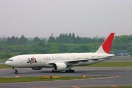 にしやんさんが、成田国際空港で撮影した日本航空 777-246/ERの航空フォト(飛行機 写真・画像)