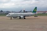 apphgさんが、廈門高崎国際空港で撮影した春秋航空 A320-214の航空フォト(飛行機 写真・画像)