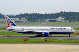 shibu03さんが、成田国際空港で撮影したトランスアエロ航空 767-3Q8/ERの航空フォト(飛行機 写真・画像)
