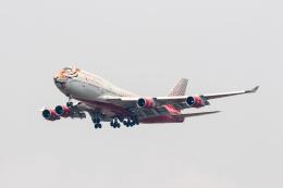 01yy07さんが、スワンナプーム国際空港で撮影したロシア航空 747-446の航空フォト(飛行機 写真・画像)