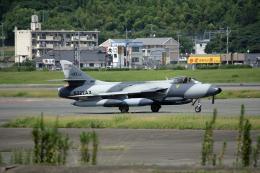 tsubameさんが、福岡空港で撮影したATAC Hunter F.58の航空フォト(飛行機 写真・画像)