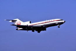パール大山さんが、成田国際空港で撮影した日本航空 727-46の航空フォト(飛行機 写真・画像)