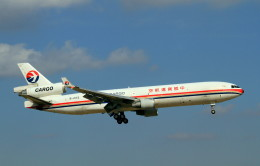 shibu03さんが、成田国際空港で撮影した中国貨運航空 MD-11Fの航空フォト(飛行機 写真・画像)