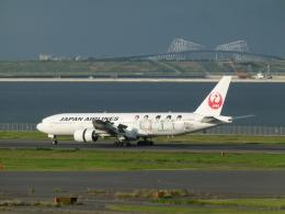蒲田っ子さんが、羽田空港で撮影した日本航空 777-246の航空フォト(飛行機 写真・画像)
