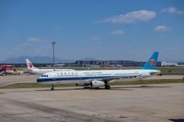 Yuko Yamaguchiさんが、北京首都国際空港で撮影した中国南方航空 A321-231の航空フォト(飛行機 写真・画像)