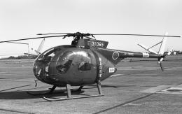masahiさんが、入間飛行場で撮影した陸上自衛隊 OH-6Jの航空フォト(飛行機 写真・画像)