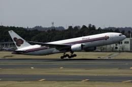 planetさんが、成田国際空港で撮影したタイ国際航空 777-2D7の航空フォト(飛行機 写真・画像)