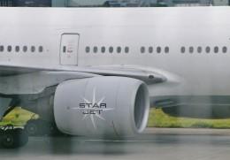 ヒロジーさんが、小松空港で撮影した日本航空 777-346の航空フォト(飛行機 写真・画像)