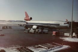 ヒロリンさんが、ミネアポリス・セントポール国際空港で撮影したノースウエスト航空 DC-10-40の航空フォト(飛行機 写真・画像)