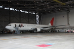 matsuさんが、羽田空港で撮影した日本航空 767-346の航空フォト(写真)