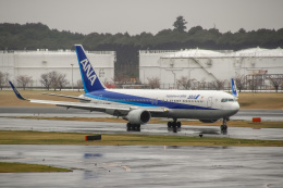 Yuko Yamaguchiさんが、成田国際空港で撮影した全日空 767-381/ERの航空フォト(飛行機 写真・画像)