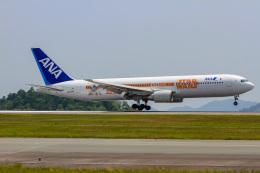 Yuko Yamaguchiさんが、広島空港で撮影した全日空 767-381/ERの航空フォト(飛行機 写真・画像)