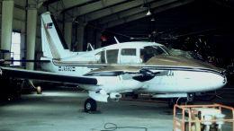 cathay451さんが、双葉滑空場で撮影した日本航空学園 PA-23-250 Aztecの航空フォト(飛行機 写真・画像)