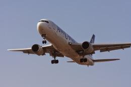 ゆう.さんが、成田国際空港で撮影した全日空 767-381/ER(BCF)の航空フォト(飛行機 写真・画像)