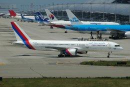islandsさんが、関西国際空港で撮影したロイヤル・ネパール航空 757-2F8Cの航空フォト(飛行機 写真・画像)