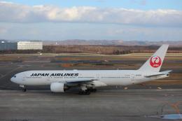taka.iさんが、新千歳空港で撮影した日本航空 777-289の航空フォト(飛行機 写真・画像)