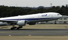 全日空 Boeing 777-300 (JA733A)  航空フォト   by planetさん  撮影2007年03月15日%s