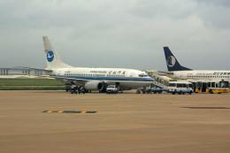 apphgさんが、廈門高崎国際空港で撮影した厦門航空 737-75Cの航空フォト(飛行機 写真・画像)