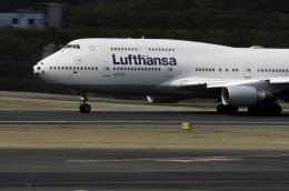 planetさんが、成田国際空港で撮影したルフトハンザドイツ航空 747-430の航空フォト(飛行機 写真・画像)