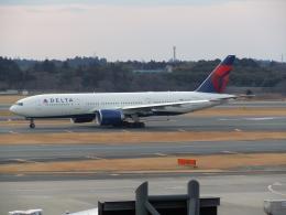 Koenig117さんが、成田国際空港で撮影したデルタ航空 777-232/LRの航空フォト(飛行機 写真・画像)