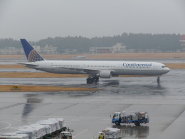 Koenig117さんが、成田国際空港で撮影したコンチネンタル航空 767-424/ERの航空フォト(飛行機 写真・画像)