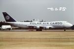 tassさんが、成田国際空港で撮影したポーラーエアカーゴ 747-122(SF)の航空フォト(飛行機 写真・画像)