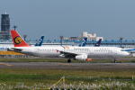 ぎんじろーさんが、成田国際空港で撮影したトランスアジア航空 A321-131の航空フォト(飛行機 写真・画像)