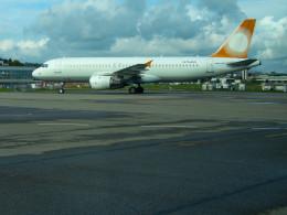 jombohさんが、チューリッヒ空港で撮影したウェルズ・ファーゴ・バンク・ノースウェスト A320-211の航空フォト(飛行機 写真・画像)