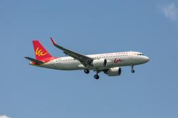 01yy07さんが、シンガポール・チャンギ国際空港で撮影したGXエアラインズ A320-251Nの航空フォト(飛行機 写真・画像)