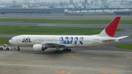 Bluewingさんが、羽田空港で撮影した日本航空 777-246の航空フォト(飛行機 写真・画像)
