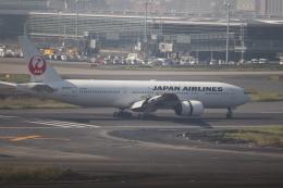 フレッシュマリオさんが、羽田空港で撮影した日本航空 777-289の航空フォト(飛行機 写真・画像)