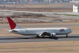 senyoさんが、羽田空港で撮影した日本航空 767-346の航空フォト(飛行機 写真・画像)