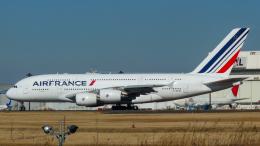 Bluewingさんが、成田国際空港で撮影したエールフランス航空 A380-861の航空フォト(飛行機 写真・画像)