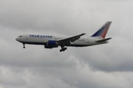 ゆう.さんが、成田国際空港で撮影したトランスアエロ航空 767-201/ERの航空フォト(飛行機 写真・画像)