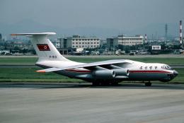 なごやんさんが、名古屋飛行場で撮影した高麗航空 Il-76MDの航空フォト(飛行機 写真・画像)