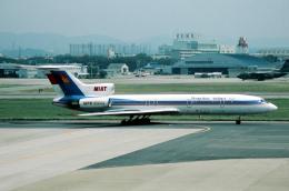航空フォト:MPR-85644 MIATモンゴル航空 Tu-154/155