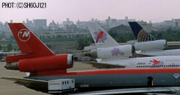 SH60J121さんが、福岡空港で撮影したノースウエスト航空 DC-10-30の航空フォト(飛行機 写真・画像)