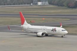 kumagorouさんが、仙台空港で撮影したJALエクスプレス 737-846の航空フォト(飛行機 写真・画像)