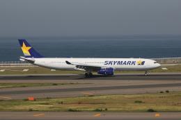 わんだーさんが、中部国際空港で撮影したスカイマーク A330-343Xの航空フォト(飛行機 写真・画像)