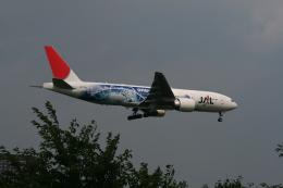 flyskyさんが、成田国際空港で撮影した日本航空 777-246/ERの航空フォト(飛行機 写真・画像)