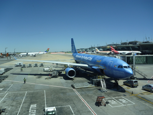 O・R・タンボ国際空港 - OR Tambo International Airport [JNB/FAJS]で撮影されたO・R・タンボ国際空港 - OR Tambo International Airport [JNB/FAJS]の航空機写真(フォト・画像)