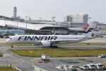 kuro2059さんが、関西国際空港で撮影したフィンエアー A350-941の航空フォト(飛行機 写真・画像)