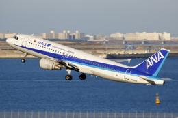 航空フォト:JA8313 全日空 A320