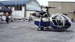 cathay451さんが、双葉滑空場で撮影した東邦航空 SE-3130 Alouette IIの航空フォト(飛行機 写真・画像)