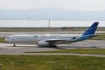 kuro2059さんが、関西国際空港で撮影したガルーダ・インドネシア航空 A330-343Xの航空フォト(飛行機 写真・画像)