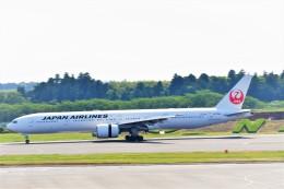 Hiro Satoさんが、成田国際空港で撮影した日本航空 777-346/ERの航空フォト(飛行機 写真・画像)