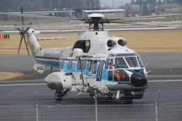 EosR2さんが、鹿児島空港で撮影した海上保安庁 AS332L1 Super Pumaの航空フォト(飛行機 写真・画像)